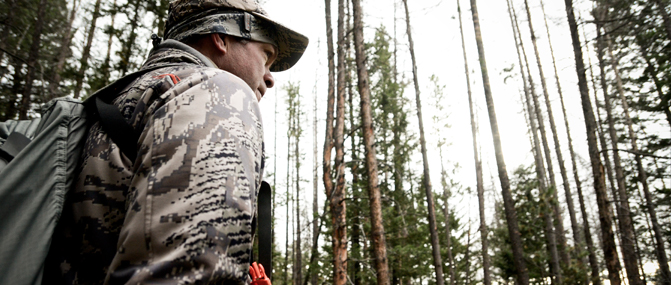 Archer hunter  |  Montana Llama Guides