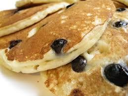 Buttermilk Berry Pancakes